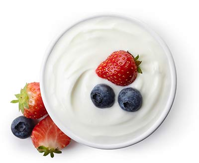 Yogurt Dairy Flavors