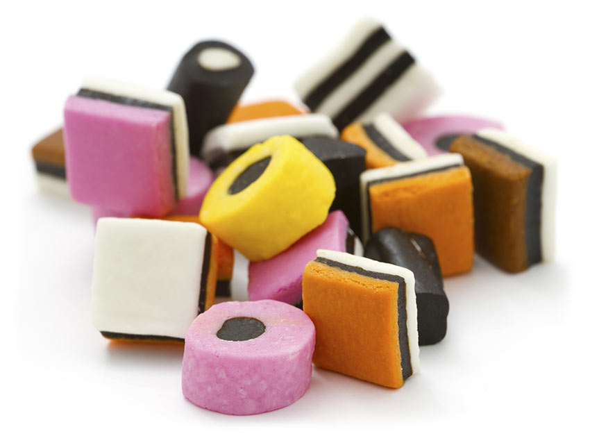 Confection Flavor Concepts