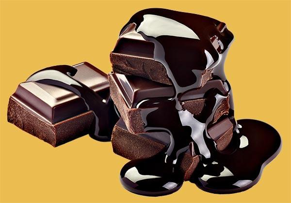 Chocolate and Vanilla Flavors