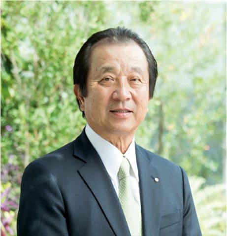 Takao Umino - President and COO, T. Hasegawa Co., Ltd.
